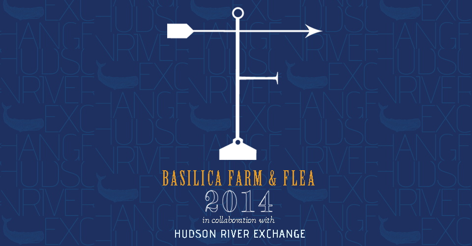 SAVE THE DATE: BASILICA FARM & FLEA 2014