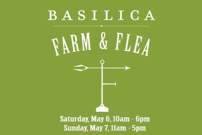 BASILICA FARM & FLEA SPRING MARKET 2017