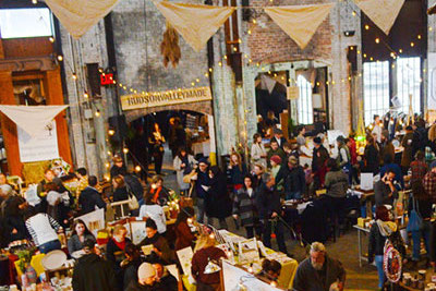 BASILICA FARM & FLEA HOLIDAY MARKET