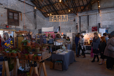 BASILICA FARM & FLEA HOLIDAY MARKET 2017