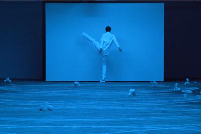 Jonah Bokaer Choreography