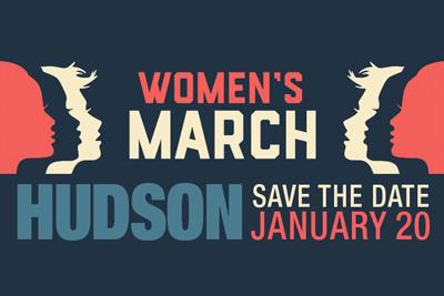 Hudson Women's March
