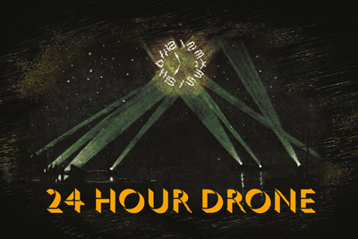 24-HOUR DRONE 2018