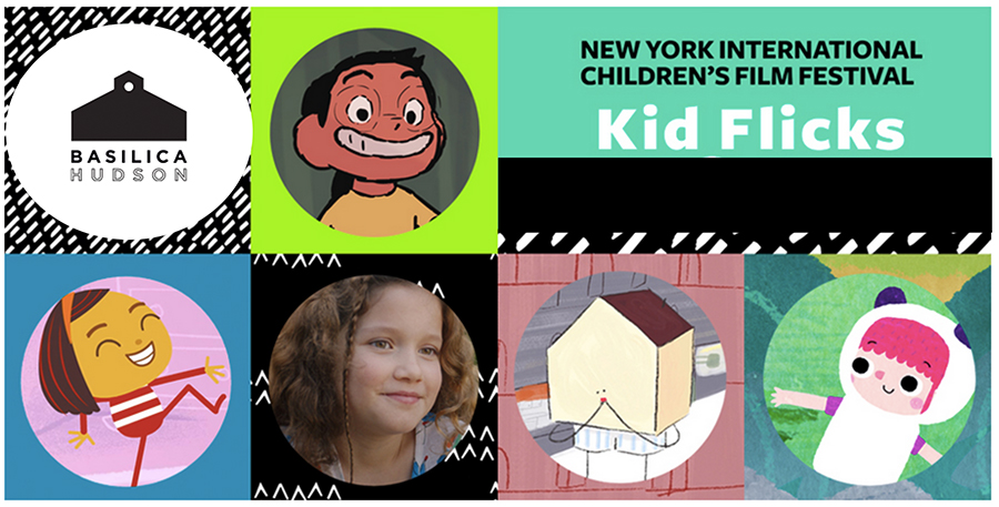 Banner image for the New York International Children's Film Festival Kid Flicks