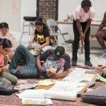 Basilica Back Gallery Artist In Residence Series: SJLA 2019