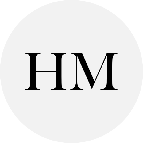 This image has an empty alt attribute; its file name is hm-logo.png